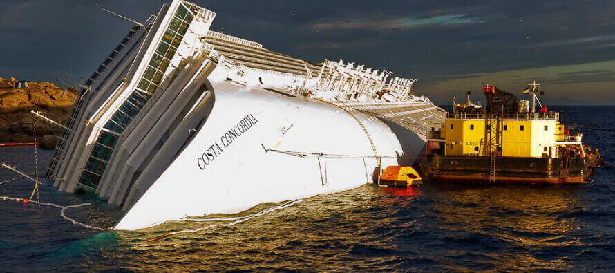 Costa Concordia. La storia del naufragio