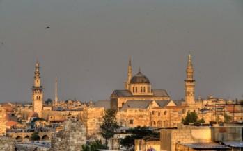 Damasco, storia della città medio-orientale