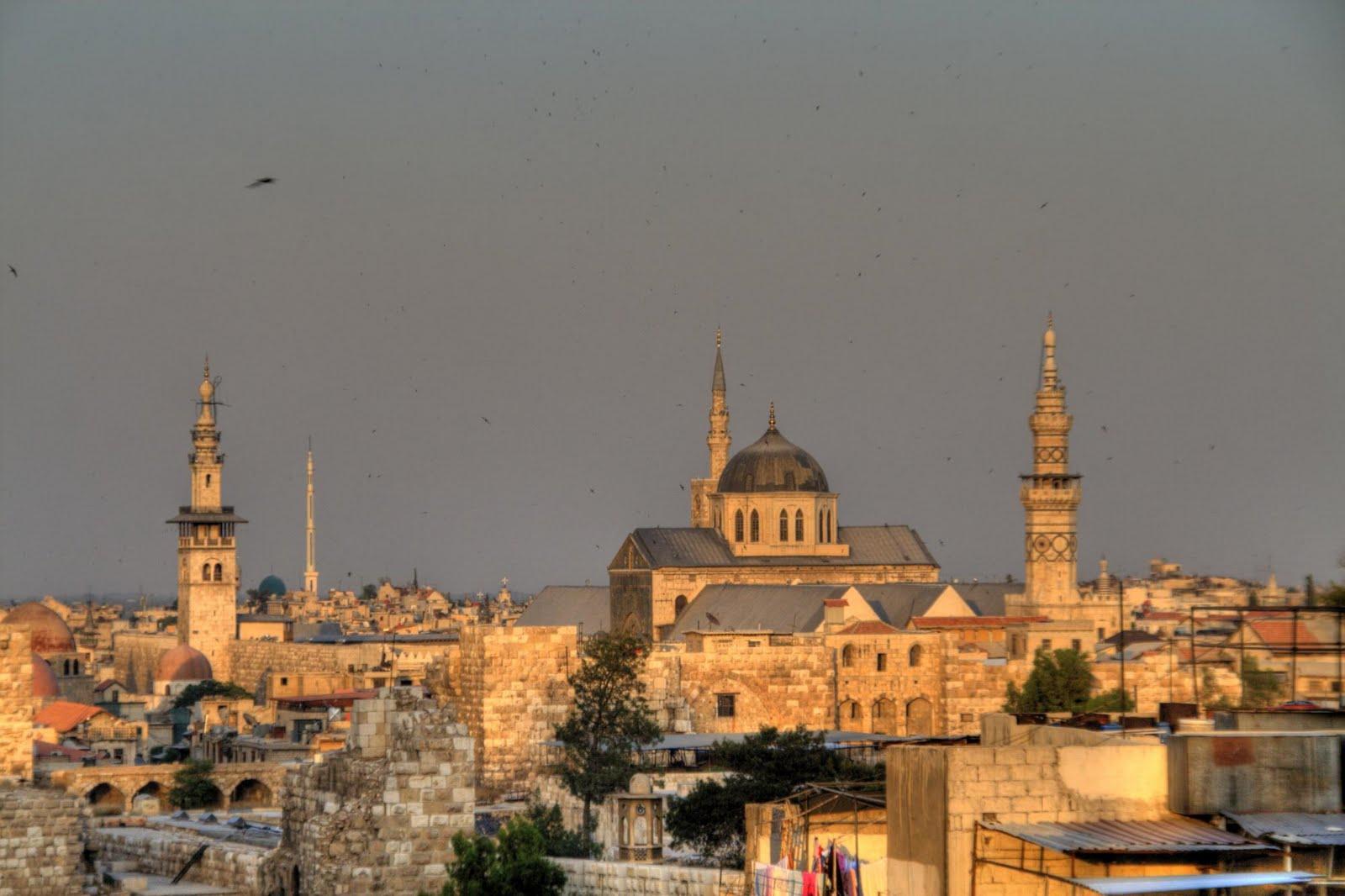 Damasco storia della citt medio orientale expoitalyonline for Citta della siria che da nome a un pino