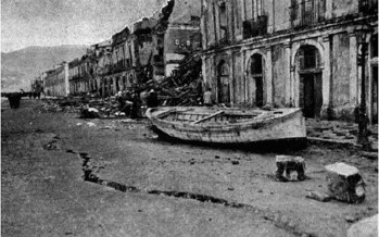 Terremoto di Messina. La storia, le vittime.