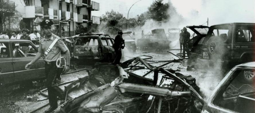 La strage di via D'Amelio. La storia