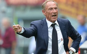 Cagliari: il tecnico Zeman lascia