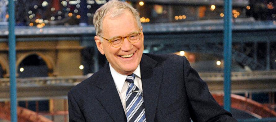 David Letterman: tutta la storia del mattatore più grande