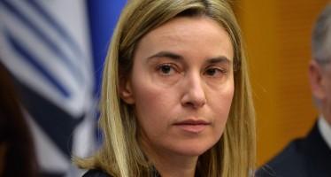 Mogherini: nessun passo indietro sui migranti