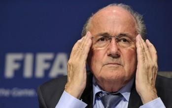FIFA: Blatter rimane candidato alla Presidenza