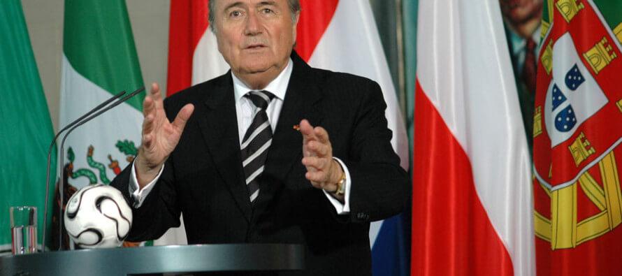 Fifa. Arrestati vertici, Blatter indagato