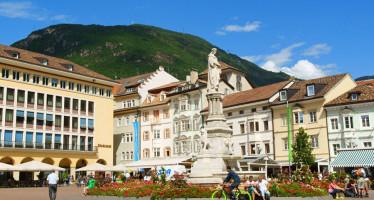 24 Maggio. Bolzano non festeggia l'anniversario