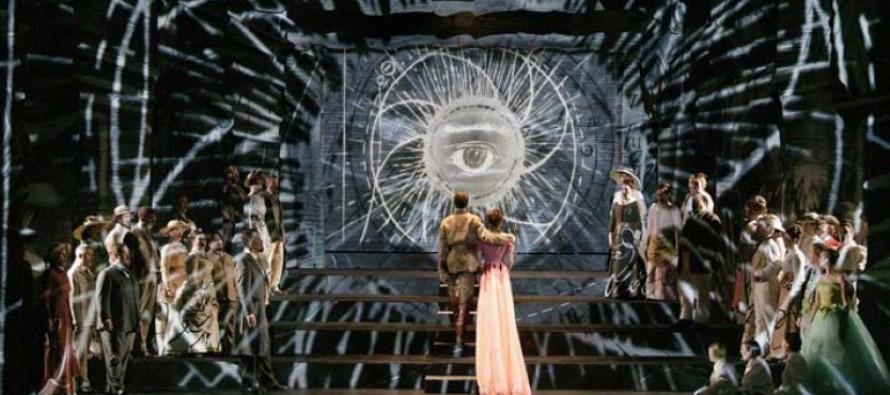 Bologna: il flauto magico di Mozart è in 3D
