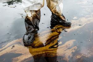Petrolio inquinamento