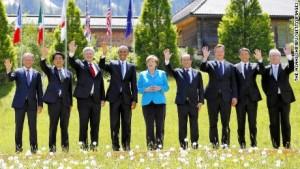 Foto del G7 del 2015
