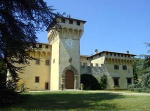 Villa Medicea UNESCO