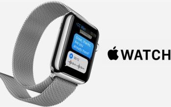 Arriva in Italia l'Apple Watch