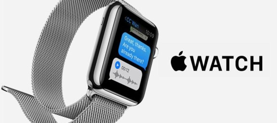 Arriva in Italia l'Apple Watch