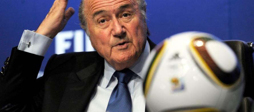 Le dimissioni di Sepp Blatter