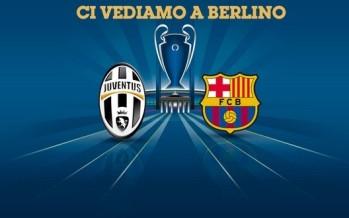 Champions: Chiellini infortunato non giocherà con il Barca