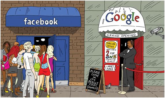 google+-chiude