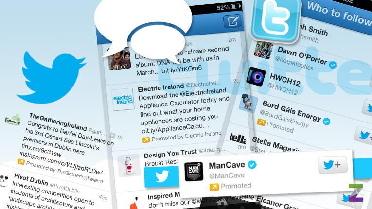 Come scrivere tweet promozionali. La comunicazione sui social si basa sull'interesse e non sull'impressione delle immagini