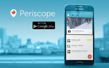Come fare le dirette streaming su Periscope… e guadagnarci