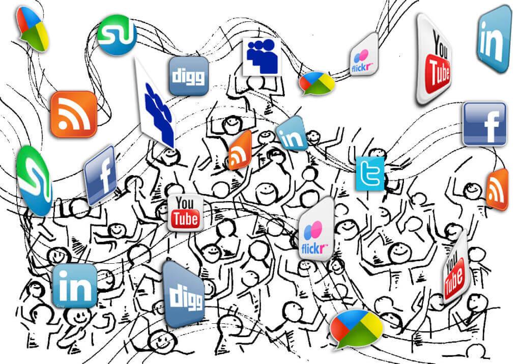 Fare link building con i social network è inutile. Uno studio dimostra che gli articoli postati sui social permette di ottenere link in entrata in pochissimi casi