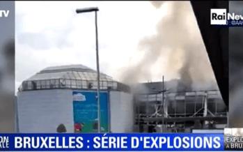 Bruxelles, attentato in aeroporto e nel metro. La polizia: morti e feriti