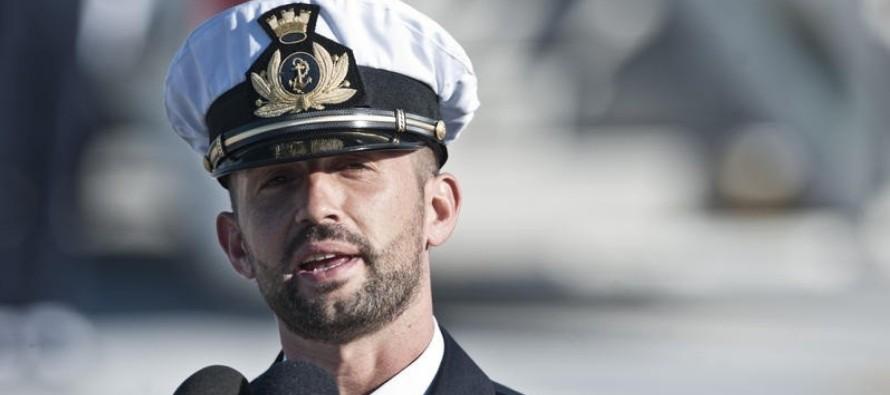 I due marò Salvatore Girone e Massimiliano Latorre finalmente in Italia