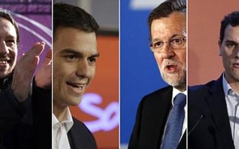 Elezioni Spagna. Vince Rajoy, male socialisti. Beffa Podemos