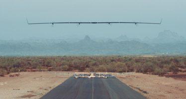 Facebook Aquila. Il primo volo del drone di Zuckerberg