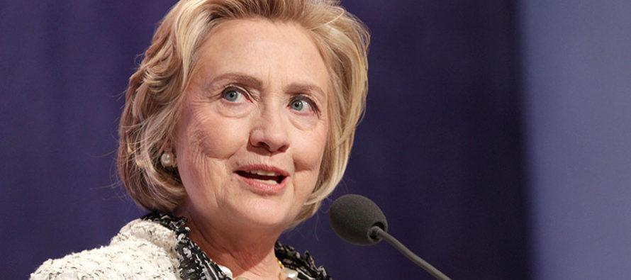 Hillary Clinton. Polmonite o qualcosa di più?