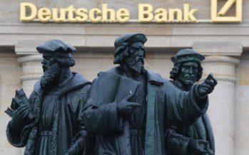 Deutsche Bank, trattamento di favore dalla vigilanza Bce negli stress test