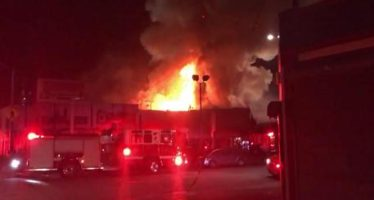 USA. Incendio in un rave party. Oltre 40 morti