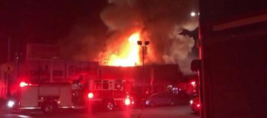 USA. Incendio in un rave party. Oltre 40 morti