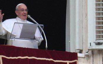 L'Angelus di Papa Francesco. Il testo completo