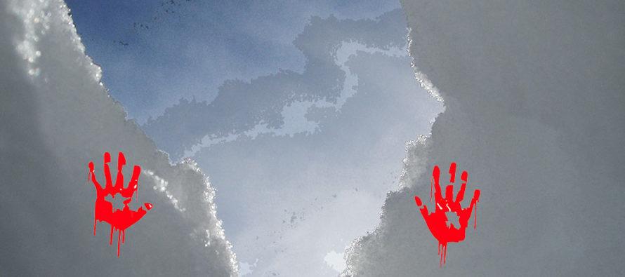 """Neve """"gelida come la morte"""" ridacci i nostri figli"""