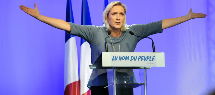 Europee, in Francia in testa Le Pen
