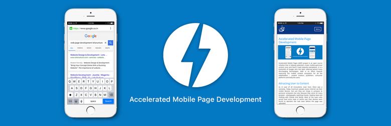 Content marketing per piccole aziende: Google AMP accelera il caricamento della vostra pagina web, migliorando la fruizione.