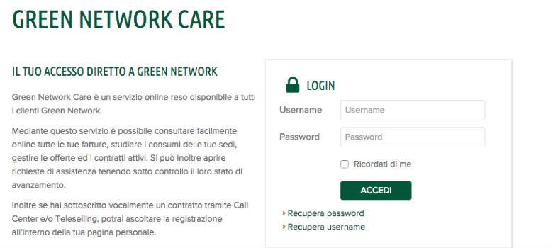 contratto-green-network-stipula-via-web