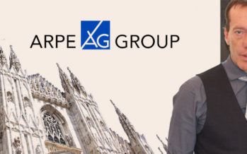 Fabio Arpe fotogallery. La biografia, la carriera in Arpe Group