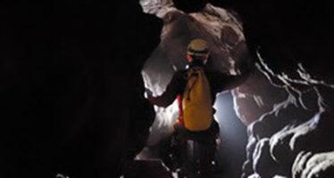 Rieti, salvata la speleologa ferita Nella notte scossa di terremoto