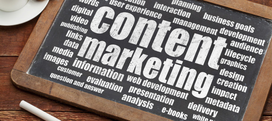 Creazione di una strategia di content marketing per l'e-commerce