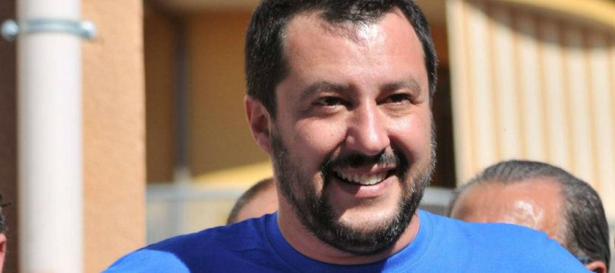 Salvini: sono pronto a fare il premier