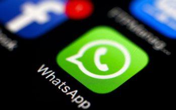 Whatsapp vietata ai minori di 16 anni in Europa