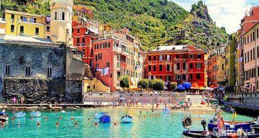 Coronavirus Liguria. Coldiretti: Persi 2,75 milioni di turisti