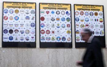 Presentati i simboli per le elezioni. Bocciati e promossi