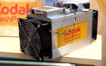 CES 2018: Kodak vola sui miner KodakCoin e Bitcoin