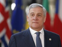 Tajani: gli italiani voteranno per un governo stabile