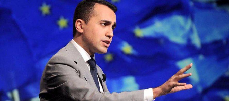 Di Maio: il premier sarà Giuseppe Conte