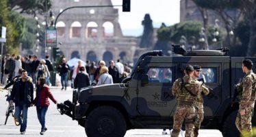 Pasqua. Allarme alto per terrorismo a Roma