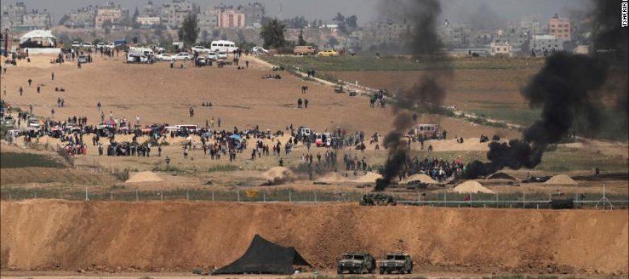 Israele. Muore un giornalista, altri 31 uccisi negli scontri