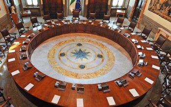 Consiglio dei ministri. Misure per il Tribunale di Bari