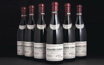 Nicola Lucca, i vini francesi ed il Romanée Conti
